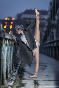 Girl dancing ballet by Andrea Carretta on 500px @bdpstdance.tumblr.com  #JulcsiiANagy