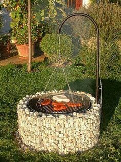 20+ Best Outdoor Fire Pit Ideas to DIY - Building Backyard Fire Pits Cool