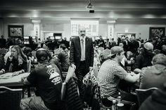 """Les superviseurs veillent à ce que le processus de """"hand for hand"""" se déroule sans accroc. #WPODublin #Poker Dublin, Poker, Belle Photo, Photos, Pictures, Photographs"""