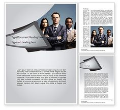 Business People Word Template http://www.poweredtemplate.com/word-templates/business/11068/0/index.html