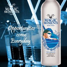 #magicmoments #m2 #vodka opportunities come everyday