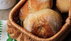 Domowe kajzerki… – brunetkawkuchni Muffin, Bread, Breakfast, Morning Coffee, Brot, Muffins, Baking, Breads, Cupcakes