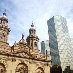 Santiago Notre Dame, Building, Travel, Santiago, Patagonia, Viajes, Buildings, Destinations, Traveling