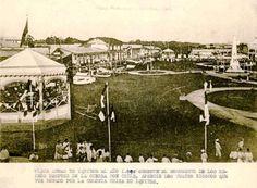Plaza Principal de Iquitos en 1894