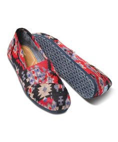 Another great find on #zulily! Kilim Knit Classics by TOMS #zulilyfinds