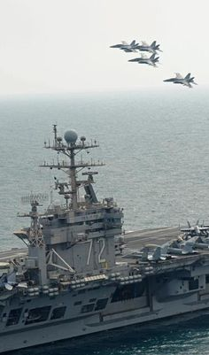 USS Abraham Lincoln CVN-72....on-board from Hawaii to San Diego, March, 2011. Thanks, Zach!