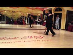 ▶ Argentine Tango: Eva Garlez and Pablo Rodriguez - Esquinas Porteñas - YouTube
