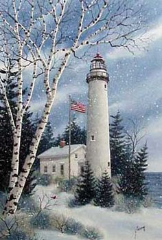 THE KATHY GLASNAP GALLERY OF DOOR COUNTY--Original watercolors, prints, holiday and note cards
