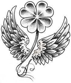 77 Irish Tattoos | Shamrock, Clover, Cross, Claddagh Tattoo Designs