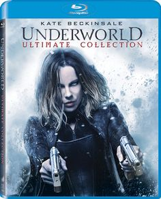 UNDERWORLD ULTIMATE BLU-RAY COLLECTION (SONY PICTURES)