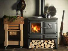 Esse Ironheart Wood Burning Range Cooker
