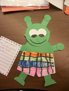 Cute writing idea for the Space unit Solar System Activities, Space Activities For Kids, Space Solar System, Science For Kids, Daycare Crafts, Crafts For Boys, Astronaut Craft, Cute Writing, Space Classroom