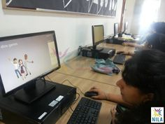 Studying animation at #NILA @NilaGurgaon