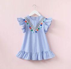 Jenny Bohemian Dress Girls