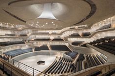 Gallery of Herzog & de Meuron's Elbphilharmonie in Hamburg Photographed by Iwan Baan - 15
