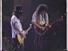 Paul Rodgers,Brian May And Slash - All Right Now (This'll wake you up)