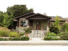perfect exterior paint! little-houses-on-the-hillside-little- · Rustic ColorsBrown HouseSage Green HouseCraftsman ...