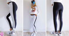 SHOP NOW LEGGING LYCRA COMBINADA $550 Pura lycra premium gruesita y opaca no transparenta tiro alto perfecto ajuste. Talle único del 36 al 40. Local Belgrano Envíos Efectivo y tarjetas Tienda Online www.oyuelito.com.ar #followme #oyuelitostore #stylish #styles #fashion #model #fashionista #fashionpost #ootd #moda #clothing #instafashion #trendy #chic #girl #trends #outfitoftheday #selfie #showroom #loveit #look #lookbook #inspirationoftheday #modafemenina