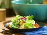 Picture of Smoked Sardine Caesar with Salumi and Pan-Croutons Recipe