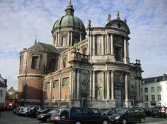 St Albans Cathedral, Namur (© Eupedia.com)  Belgium