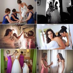 Wedding photos are the perfect opportunity to have some fun! Here are 23 fun photos to take with your bridesmaids!