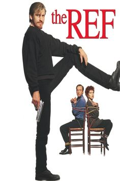 The Ref Poster Artwork - Denis Leary, Judy Davis, Kevin Spacey - http://www.movie-poster-artwork-finder.com/the-ref-poster-artwork-denis-leary-judy-davis-kevin-spacey/