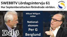 Lördagsintervju nr 58 med Stig Berglund om NSA:s olagliga avlyssning av Trump. World Trade Center, Wall Street, New Jersey, Donald Trump, Youtube, Historia, Youtubers, Youtube Movies