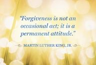 Martin Luther King Jr. on forgiveness