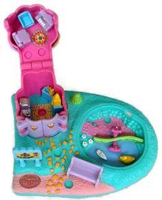 Polly Pocket Rocket Ride - Polly's Fun Fair - Bluebird Toys