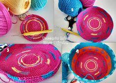 Tecendo Artes em Crochet: Minha Primeira Wayuu Bag Ficou Assim...Vem ver! Graph Crochet, Knit Crochet, Crochet Hats, Crochet Clutch, Crochet Handbags, My Bags, Purses And Bags, Tapestry Crochet Patterns, Knit Basket