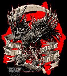 The Shirt List Design Gallery Moving Wallpapers, Ninja Weapons, Weird Tattoos, Creative Photos, Rats, Crow, Cool Art, Spiderman, Bird
