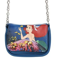 Disney The Little Mermaid Crossbody Bag