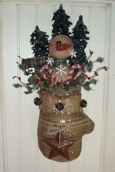 christmas decor by Lynn Hayhurst