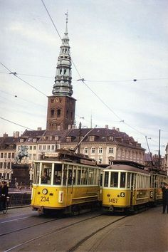 Public transportation in Copenhagen is clean & efficient, and makes navigating the city a breeze!