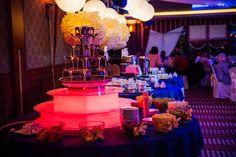 Indigo Colour, Table Decorations, The Originals, Wedding, Color, Home Decor, Valentines Day Weddings, Decoration Home, Room Decor