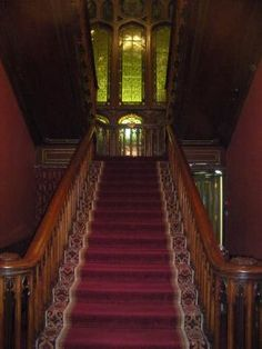 Dromoland Castle Staircase