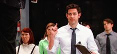 Pin for Later: 44 Reasons Jim Halpert Will Forever Be Your Dream Guy He Has a Weird and Perfect Wink