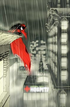 Kate Kane. Love this. #Batwoman