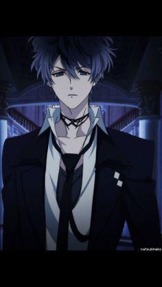( Diabolik Lovers) All x Yui Hot Anime Boy, Kawaii Anime Girl, Anime Guys, Anime People, Best Vampire Anime, Vampire Boy, Mystic Messenger, Mukami Kou, Mukami Brothers
