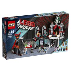 """Looking for great deals on """"LEGO Movie 70809 Lord Business Evil Lair""""? Compare prices from the top online toy retailers. Save big when buying your favorite LEGO sets. Lego City, Lego Emmet, Lord, La Grande Aventure Lego, Lego Movie Sets, Harry Potter, Star Wars, Buy Lego, Lego Lego"""