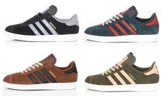 Winter 2012: adidas Originals Gazelle II - EU Kicks: Sneaker Magazine