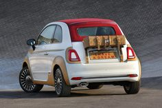 I have a dream  Fiat500 Marthin Luther King