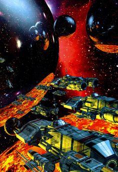 TOMORROW & BEYOND See more Sci Fi at http://www.warpedspacescifi.com/