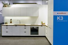 Cantilever Kitchen 3 at Grand Designs Live