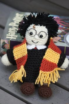 This Harry Potter charachter I did for my little boy, who is a true fan...
