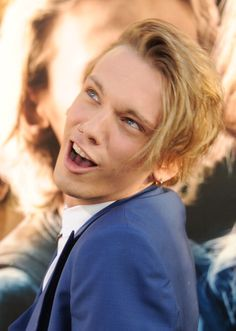 Jamie Campbell Bower. You silly boy. I love you!