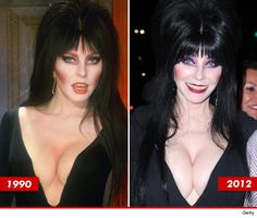 elvira now and then