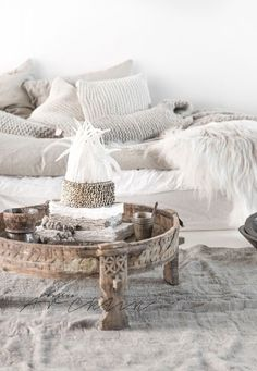 Bohemian Bedroom :: Beach Boho Chic :: Home Decor + Design :: Free Your Wild :: See more Untamed Bedroom Style Inspiration