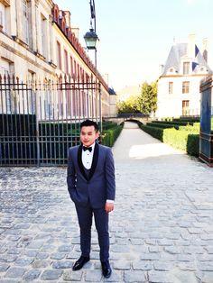 Wedding Tuxedo #wonghang#bowtie