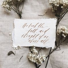Written Word Calligraphy / Romance in writing. View on The LANE. Wedding Stationery, Wedding Invitations, Happy Easter Everyone, Industrial Wedding, Deep, Wedding Inspiration, Design Inspiration, Wedding Ideas, Unique Weddings